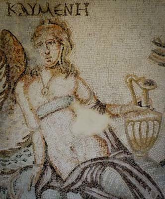 I mosaici in Museo (ph. Uniud)