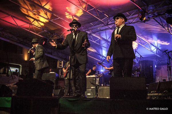 The Original Blues Brothers Band (© Matteo Gallo)