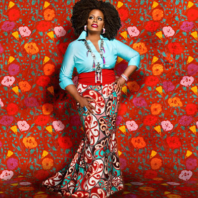 Dianne Reeves (© Jerris Madison)