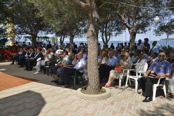 Presentazione della 47^ edizione della Barcolana (ph. Claudio Pizzin)