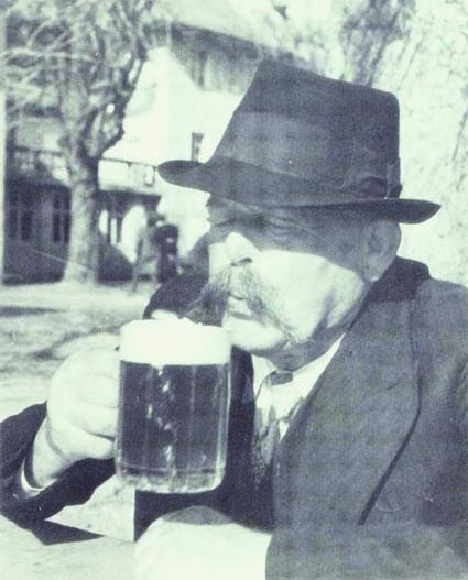 La foto del baffone della Groth (ph. M. Tomaselli)