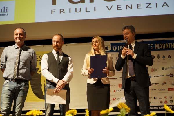 """La premiazione della seconda edizione del premio """"Fare Donna FVG"""""""