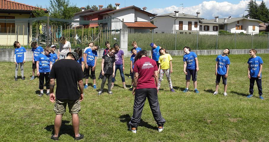 """Aiello del Friuli, terzo incontro dei """"Funny Day"""" (ph. L. Nonis)"""