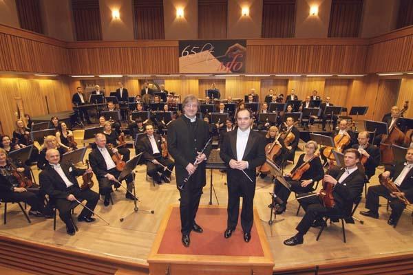 Mansutti in concerto a Berlino con i Berliner Symphoniker (ph. Glauco Camoretto)