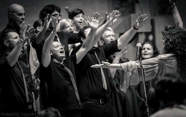 L'Harmony Gospel Singers (ph. Maurizio Ravani)