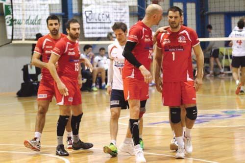 Stefano Rigonat con la maglia numero 1 dello Sloga Tabor
