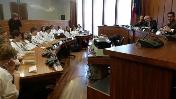 La conferenza stampa di presentazione della nuova iniziativa (ph. Icm Gorizia)