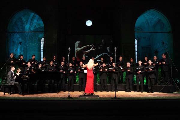 Il Coro Polifonico di Ruda (ph. Azalea Promotion)