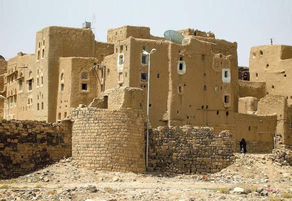 Nait, gioiello di architettura yemenita (ph. M. Tomaselli)