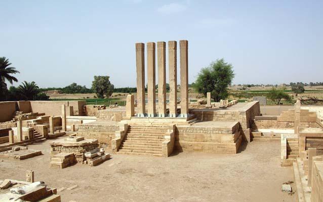Marib e le rovine del tempio della regina Saba (ph. M. Tomaselli)