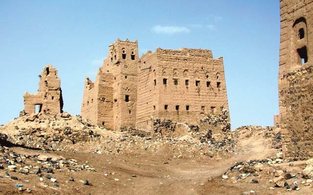 Barrakesh, una città morta (ph. M. Tomaselli)