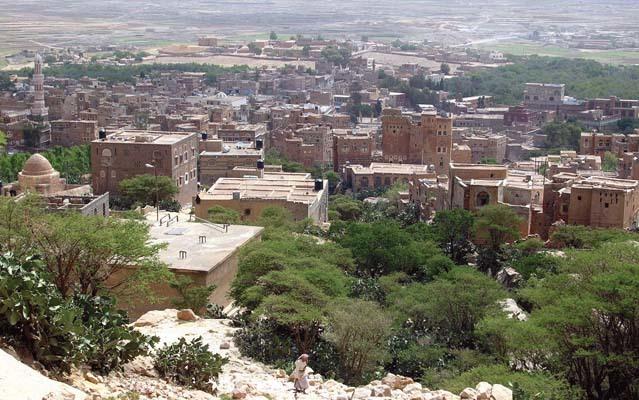 La cittadina di Shibam (ph. M. Tomaselli)