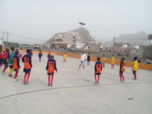 1° edizione del Trofeo Fabio Zuccheri svoltasi a S. Pedro, isola di S. Vicente (Capo Verde), organizzato dalla locale Scuola di Calcio Giovanile allenata da Achille Castellano, ex giocatore di Serie A, trasferitosi nel villaggio