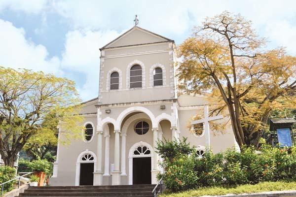 Cattedrale dell'Immacolata Concezione a Victoria (ph. C. Pizzin)