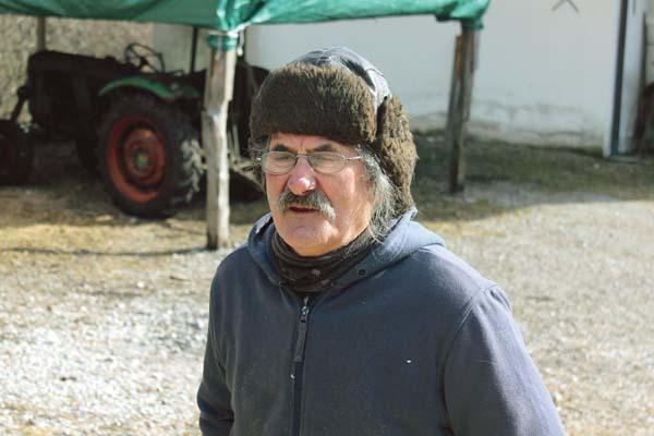 Alfeo Carnelutti, detto Cocco (ph. M. Tomaselli)