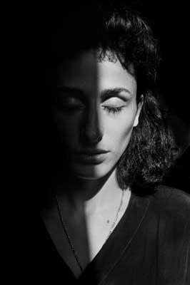 1993, Rosaria Schifani (ph. Letizia Battaglia)