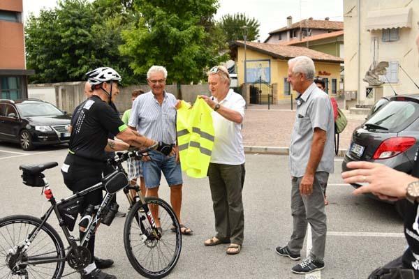 Domenica 30 luglio, la partenza (ph. Claudio Pizzin)