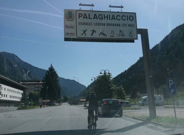 Lunedì 31 luglio, da Gemona a Villach (ph. Michele Buoro)