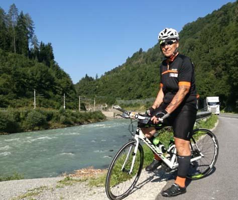 Mercoledì 2 agosto, da Bad Gastein a Salzburg (ph. Michele Buoro)