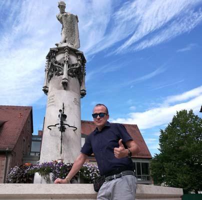 Domenica 6 agosto, Norimberga (ph. Michele Buoro)