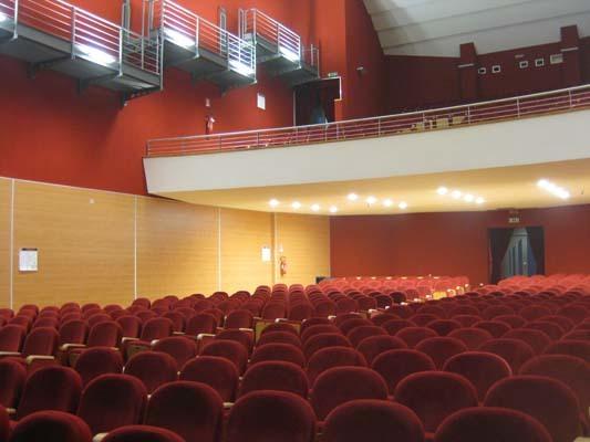 Il Teatro Ristori (ph. Comune di Cividale)