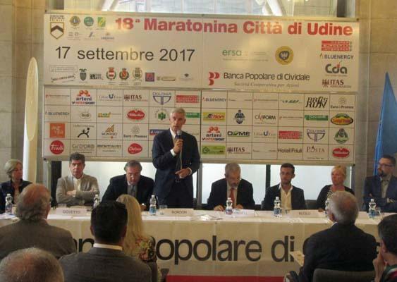L'intervento di Paolo Bordon alla presentazione dell'edizione 2017