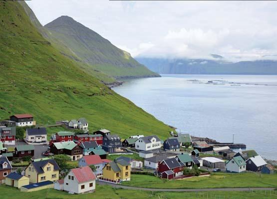 Piccolo villaggio su un fiordo (ph. M. Tomaselli)