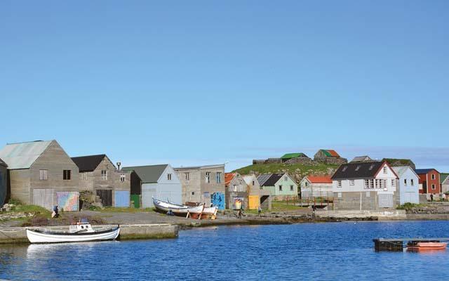 L'isola di Nolsoy (ph. M. Tomaselli)