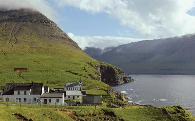L'isola di Vioy, il pittoresco villaggio di Viareii (ph. M. Tomaselli)