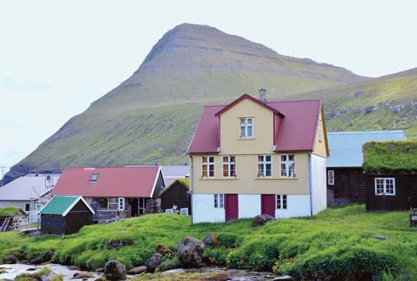 Il villaggio di Gjgv (ph. M. Tomaselli)