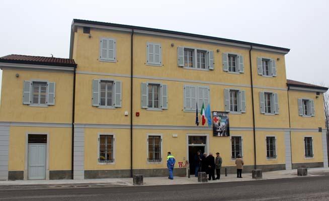Visco, l'antica Dogana Austriaca oggi sede del Museo del Confine (ph. Ufficio stampa ArtinVilla)