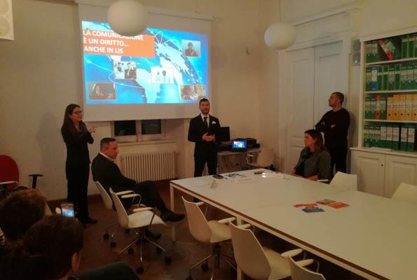 La conferenza stampa di presentazione dell'iniziativa (ph. ASUITS)