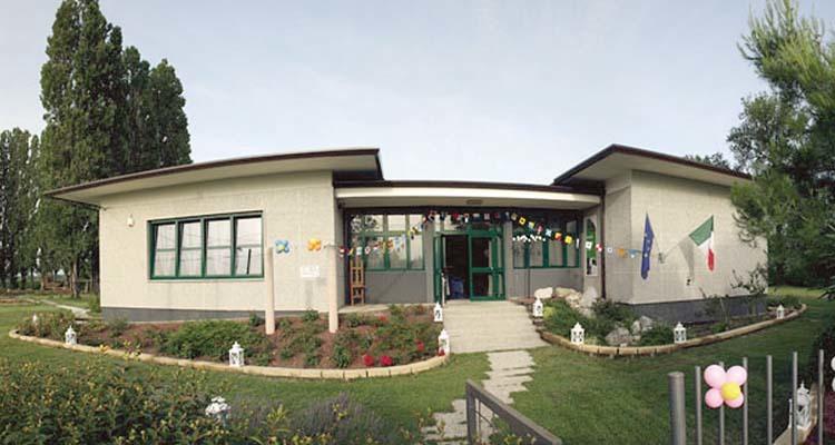 La sede della Scuola Fioristi FVG
