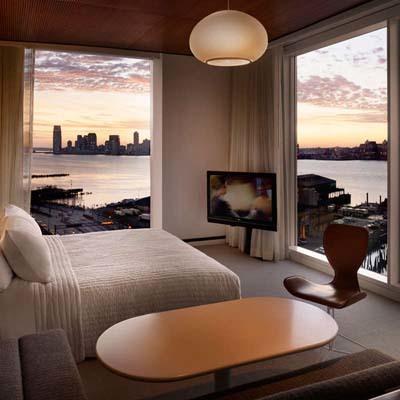 New York, Standard hotel