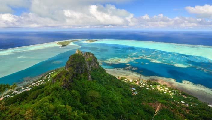 Polinesia, Maupiti