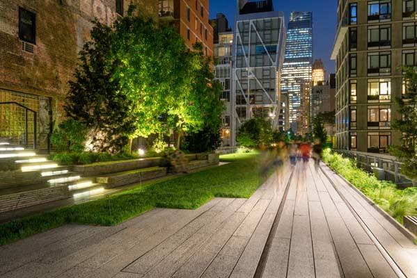 New York, High Line