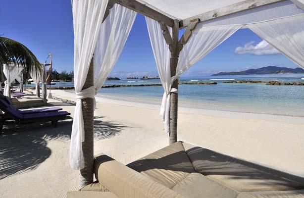 Seychelles, Le Domaine beach