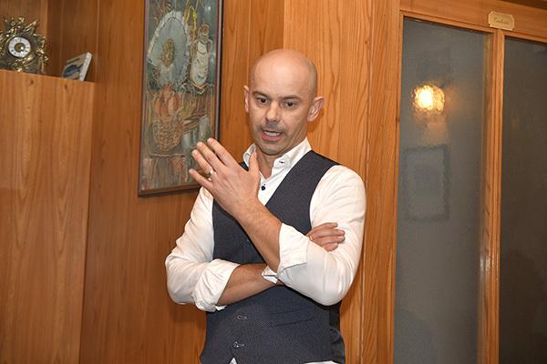 Edi Rigonat (ph. Claudio Pizzin)