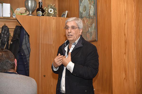Walter Pansini (ph. Claudio Pizzin)