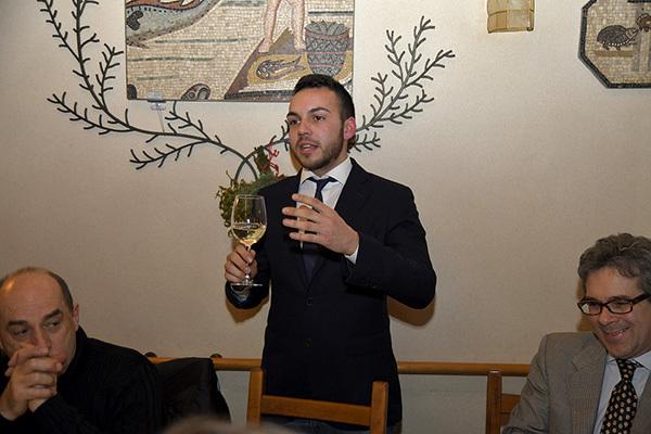 Alessio Borselli (ph. Claudio Pizzin)