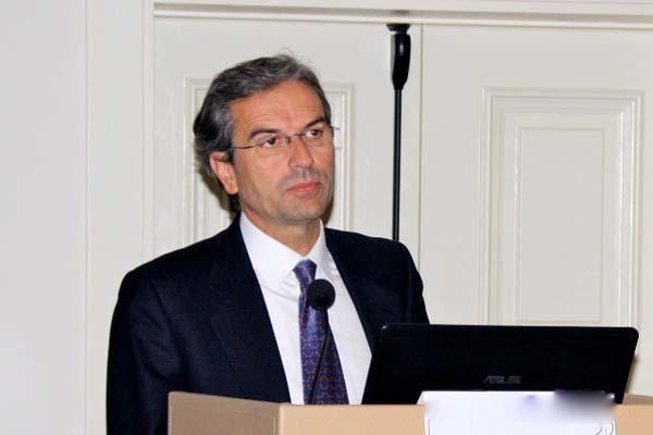 Il professor Giancarlo Tirelli