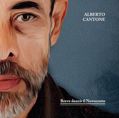 """La copertina di """"Breve danzò il Novecento"""", realizzata da Alberto Ceschin"""