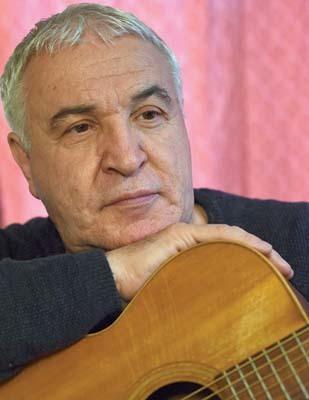 Luigi Maieron è nato a Cercivento il 25 gennaio 1954 - info: www.maieron.it (ph. Alberto Cella)