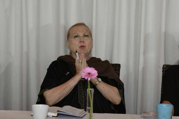 Renata Capria D'Aronco (ph. Claudio Pizzin)