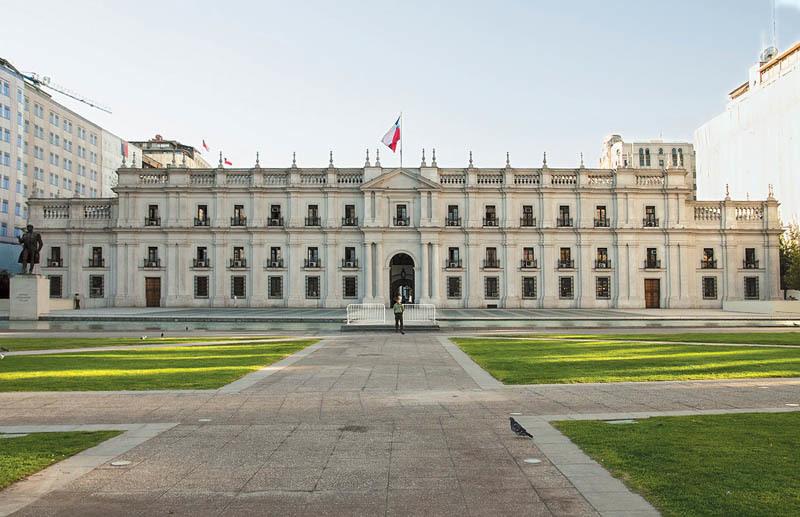 La Moneda (ph. C. Pizzin)