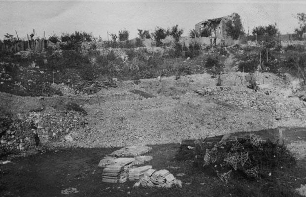 Foto storica di San Martino del Carso