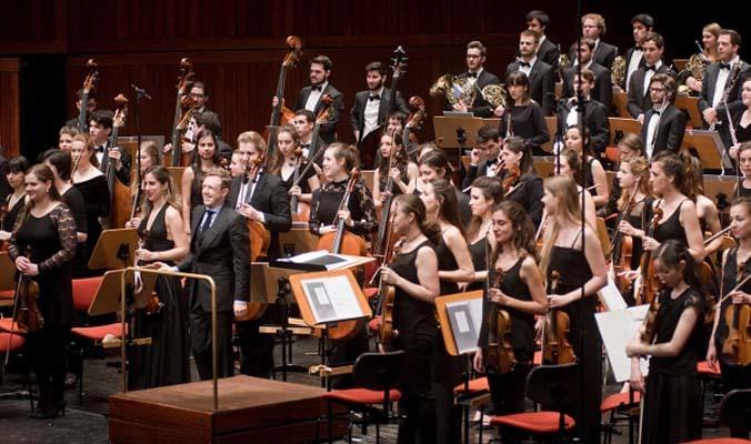 Gustav Mahler Jugend Orchester
