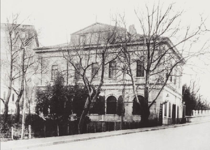La Stazione Zoologica Sperimentale di Trieste in una foto dei primi Novecento. Qui Freud realizzò la sua prima ricerca scientifica