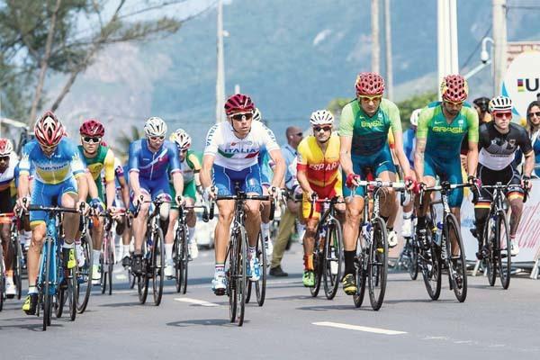 Andrea Tarlao alle Paralimpiadi di Rio nel 2016. Sposato e padre di due figli, vive a Fiumicello