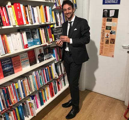 Francesco Casarella in libreria